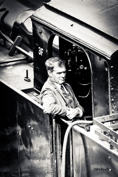 Train Driver - Railways