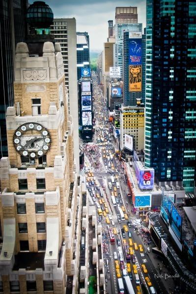 Taxi Mayhem - New York