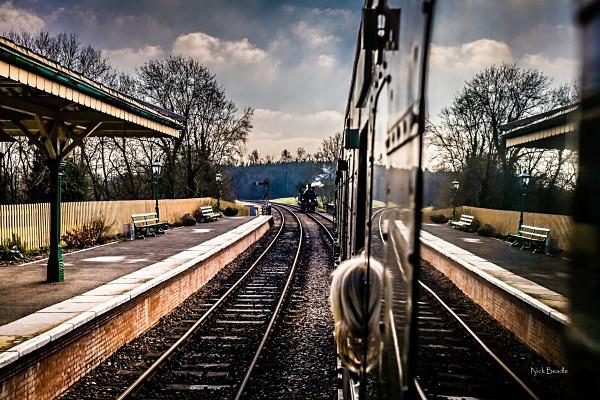 Reflections - Railways