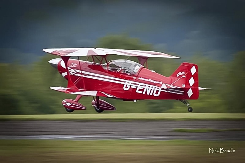 Red Biplane - Miscellaneous