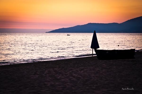 Ascea Sunset - Italy