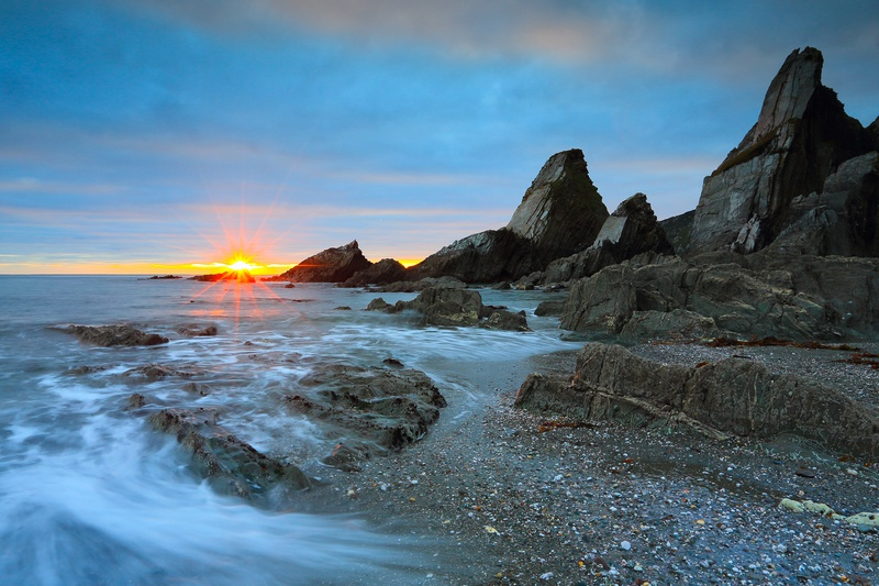 Westcombe Beach