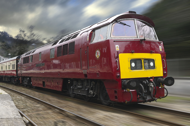 Western Class 52