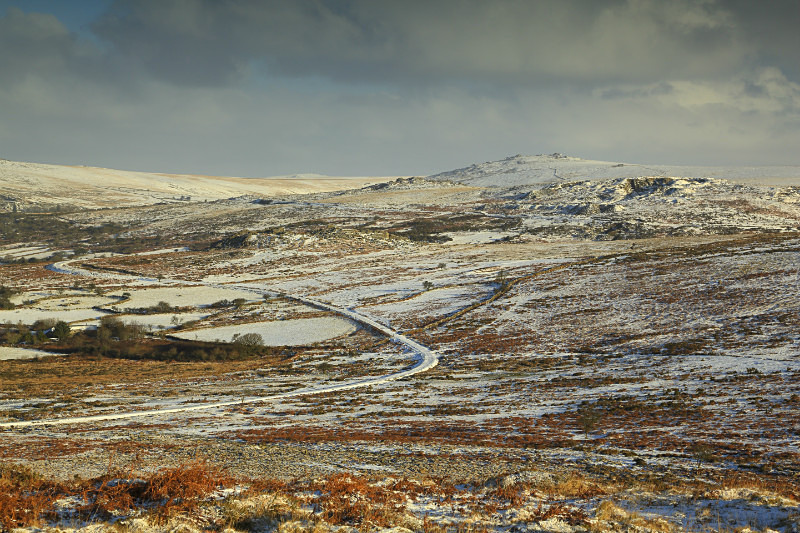 Winter on Dartmoor - Latest Landscape Prints