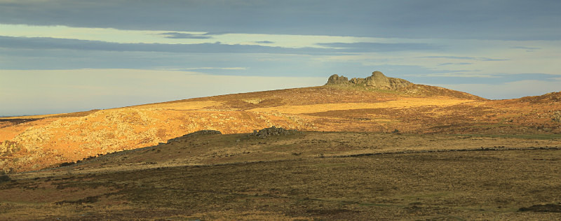 Haytor - Dartmoor Landscapes Prints