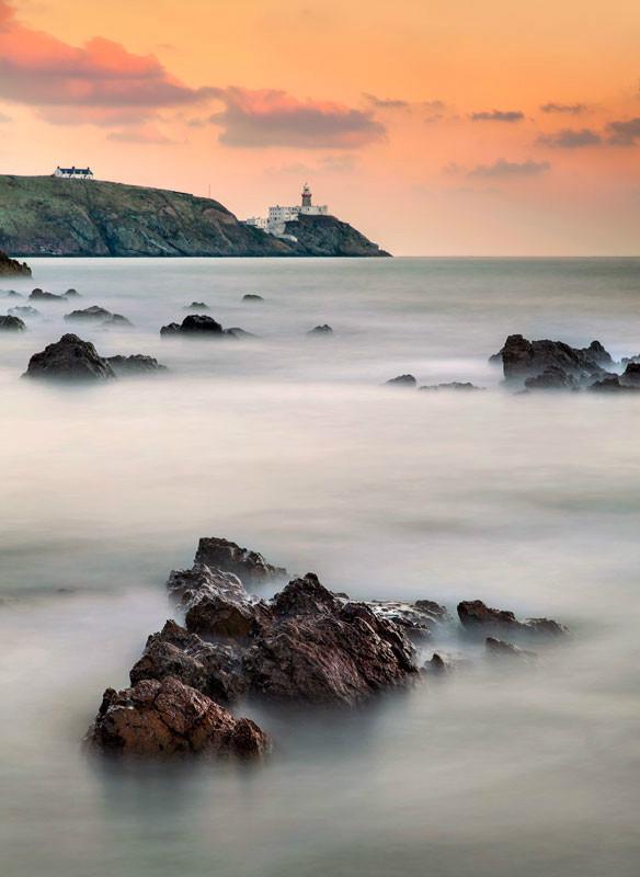 Baily Lighthouse Twilight - Co Dublin