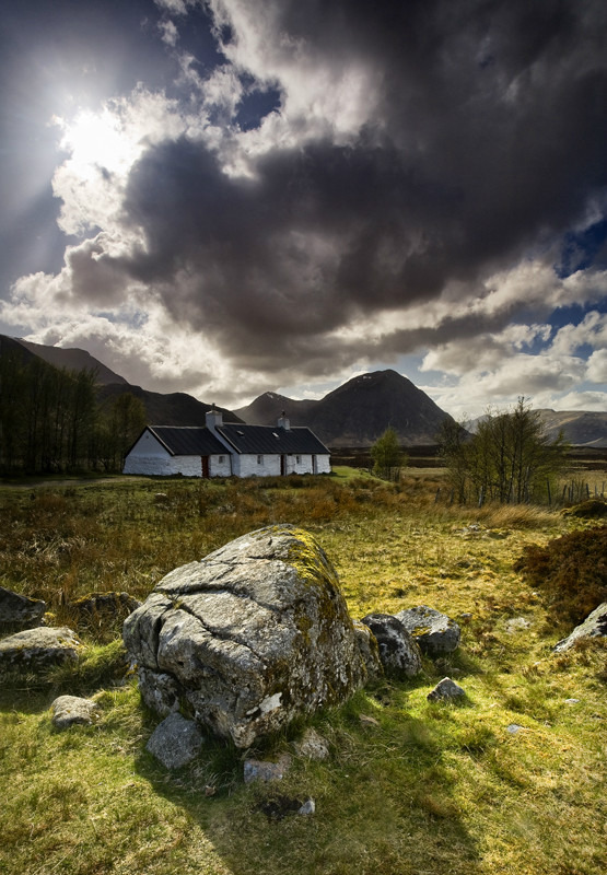 Black Rock Cottage - Scotland