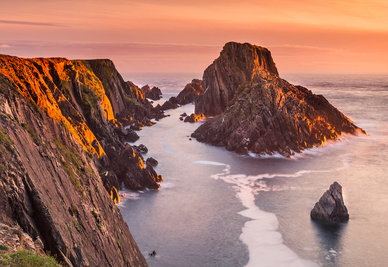Malin Head Sea Stack - Co Donegal