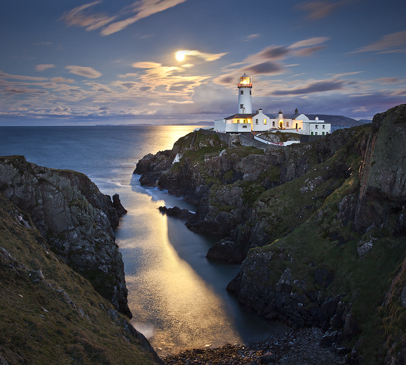 Fanad By Moonlight - Co Donegal