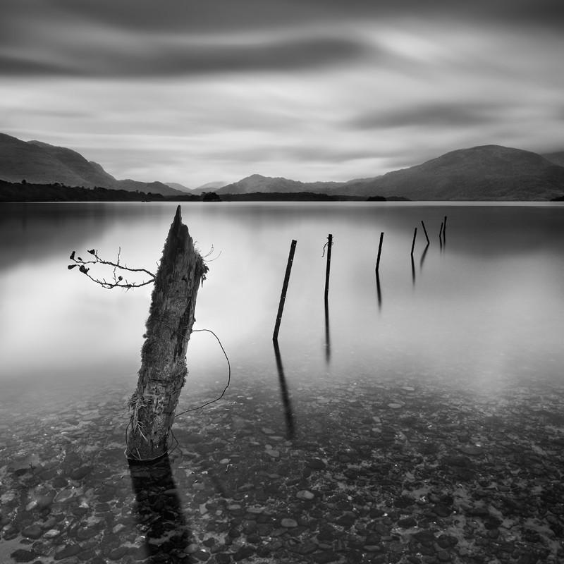 Lough Leane - Black & White