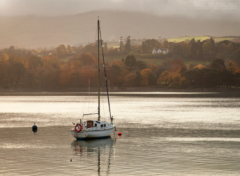 Autumn on the Lough - Co Down