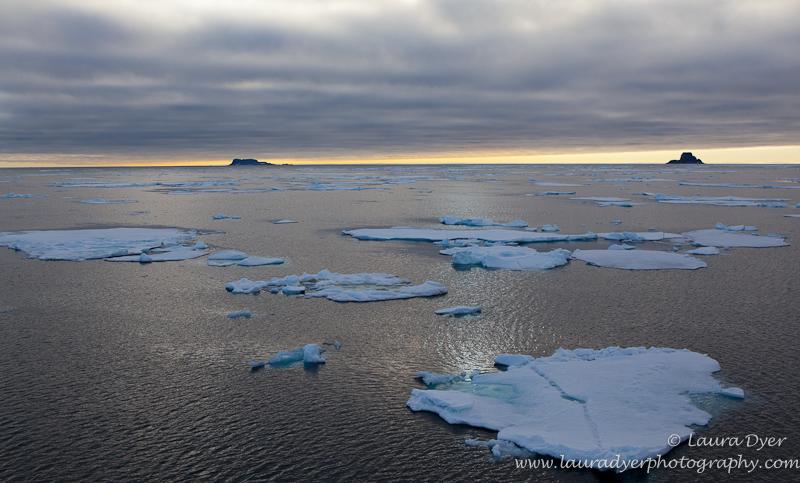 Seven Islands Ice Floe