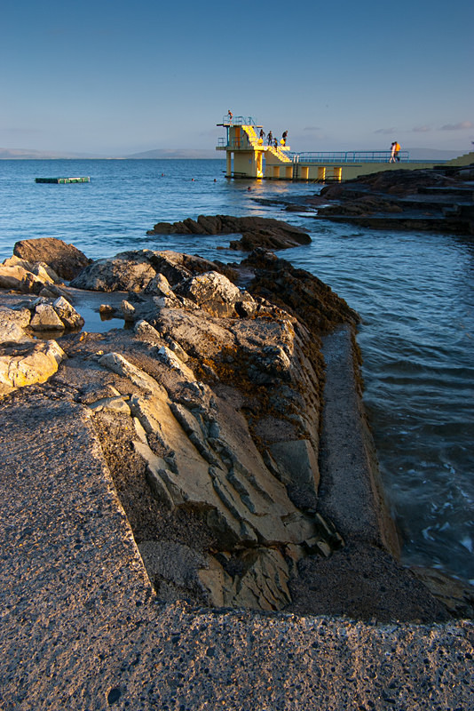 Salthill Diving Boards, Galway (06071252) - County Galway