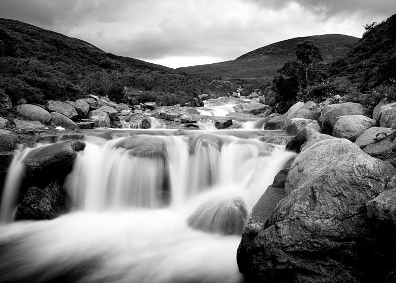 Slieve Donard from Bloody Bridge (08070490) - County Down