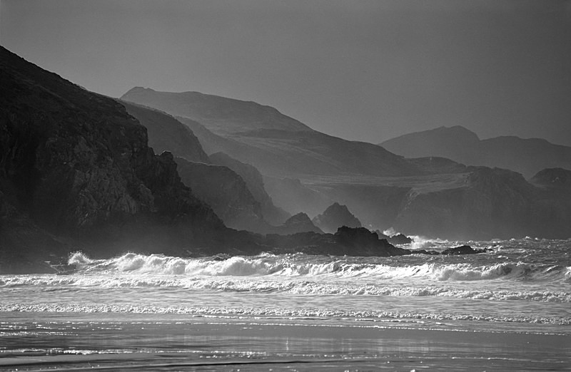 Dunree Storm (P54) - County Donegal