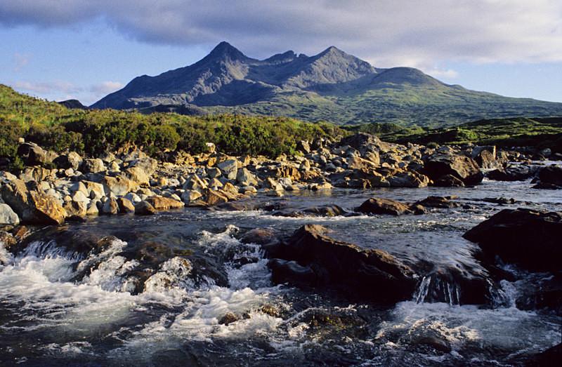 North Cuillin, Isle of Skye (S011) - Highlands