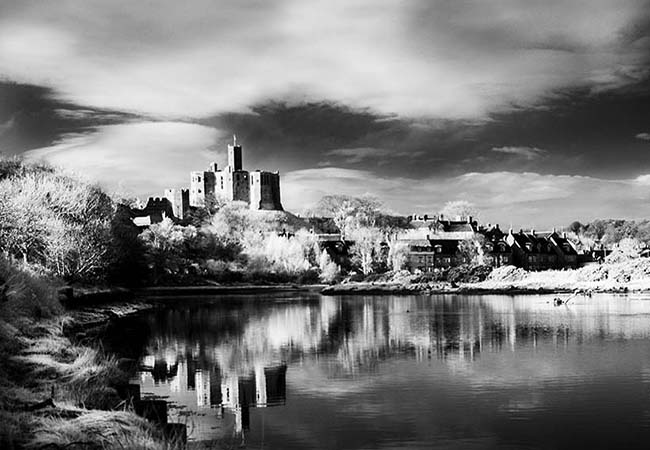 Warkworth Castle, Medieval Stronghold of the Percy Family