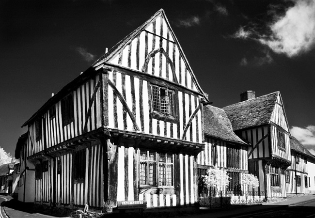 Lavenham Wool Hall, Suffolk