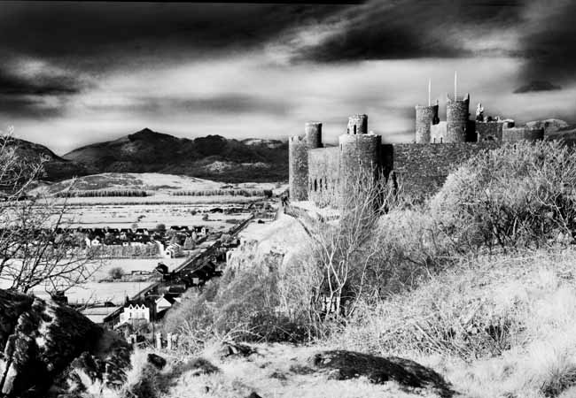 Harlech Castle and the Wars of the Roses