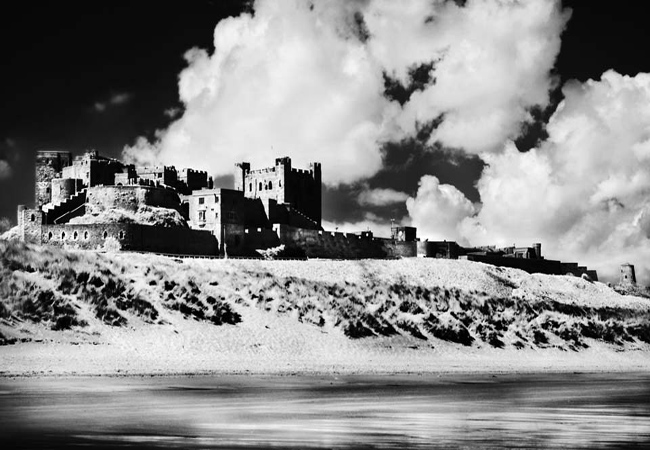Bamburgh Castle and the Wars of the Roses