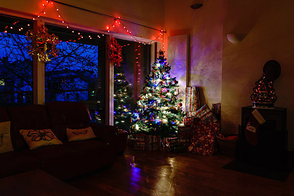 Christmas at Cuckoo's Nest - First Floor