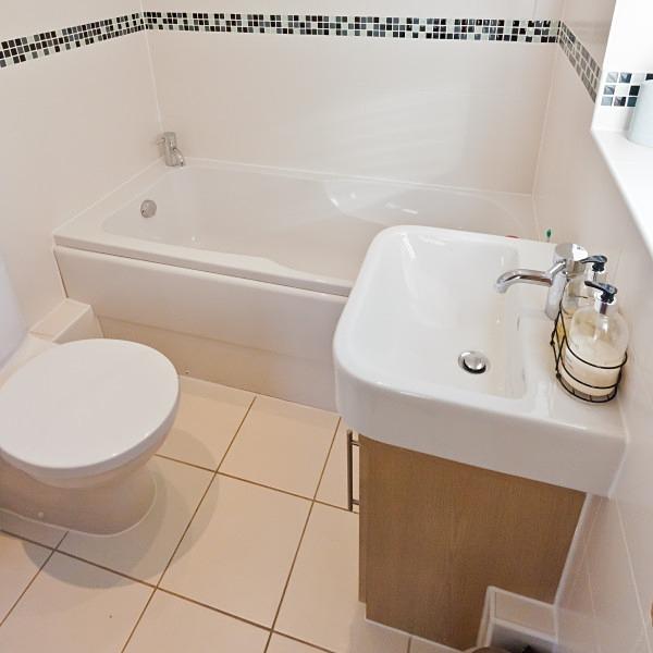 Ground Floor En-Suite Bathroom - Ground Floor