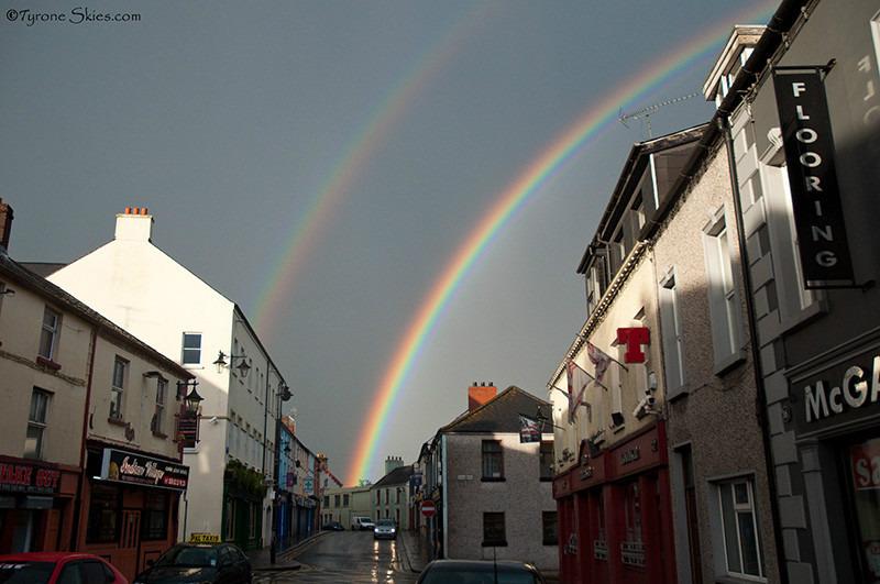 Double Rainbow - Atmospheric optics