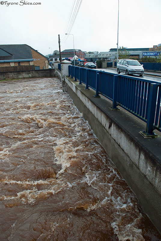 Abbey bridge2 - Floods