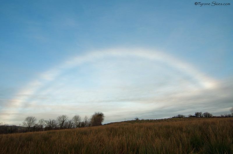Cloudbow - Atmospheric optics