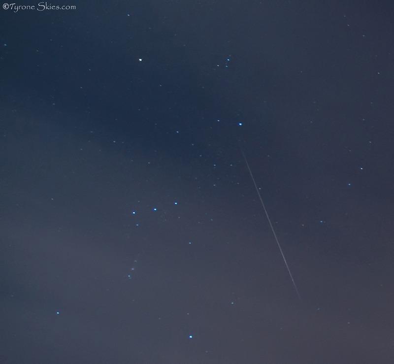 Geminid 3 - Meteors