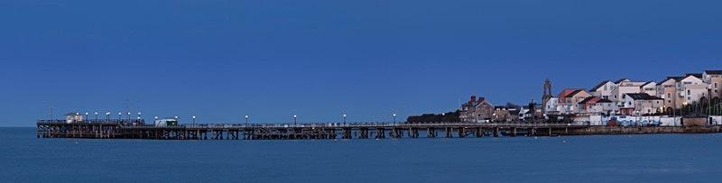 Swanage Pier - Panoramas