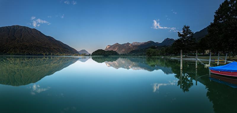 Laguna di Piano, Italy - Panoramas