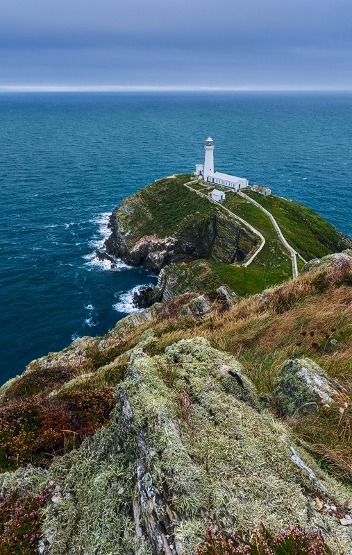 South Stack Lighthouse - Wales