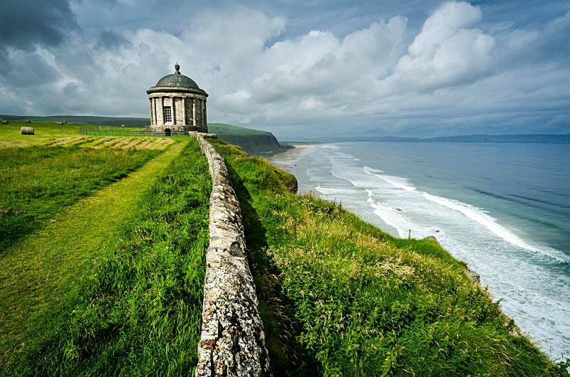 Mussenden Temple - Derry