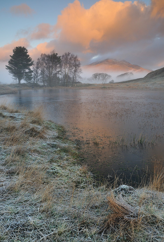 Kelly Hall Tarn V - Lakes, Tarns and Waters
