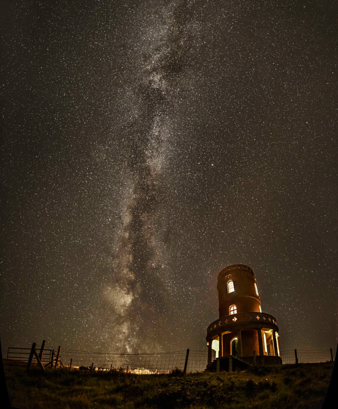 Clavell Tower - The Night