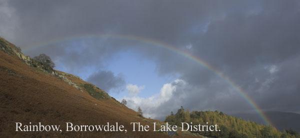 derwent water4 - Rainbows