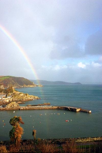 Stormy Weather - Rainbows