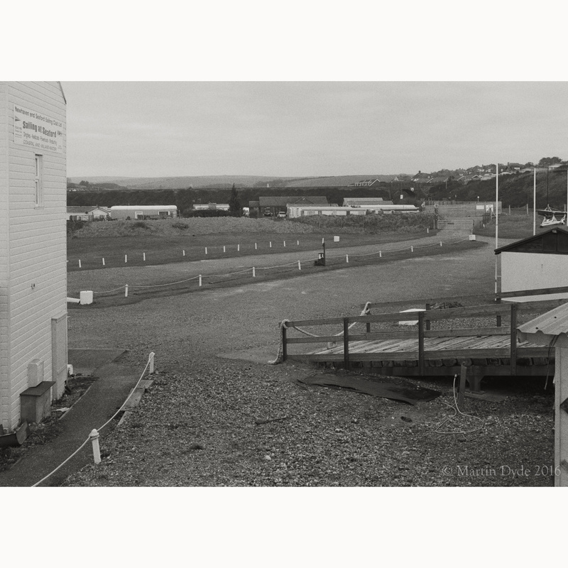 Newhaven and Seaford Sailing Club | The Silver Monochrome: black-and-white film photography by Martin Dyde