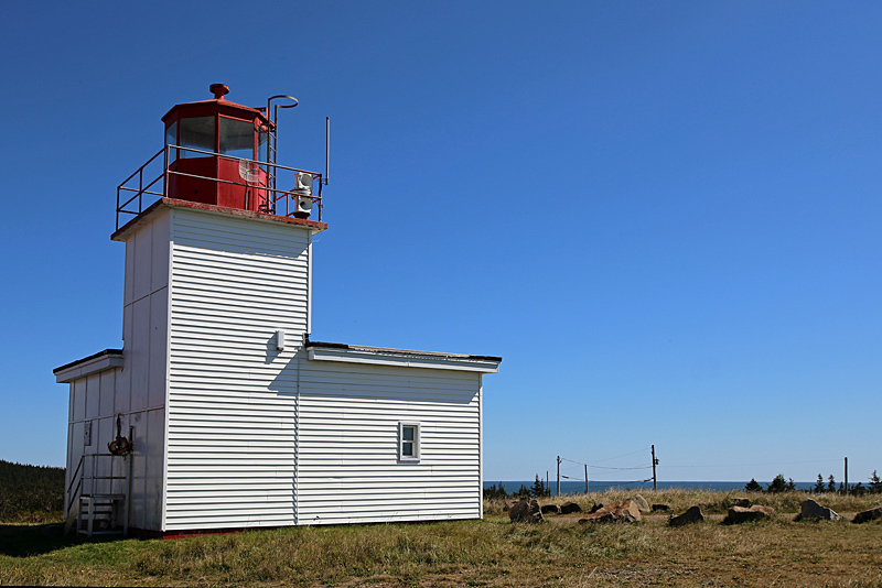 Southwest Head Light Grand Manan New Brunswick Canada - Lighthouses of New Brunswick
