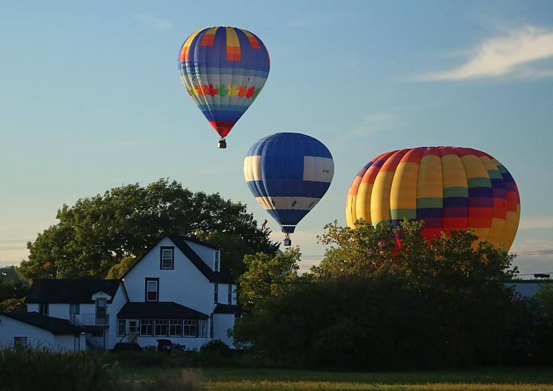 Atlantic International Balloon Festival Sussex New Brunswick Canada - Atlantic International Balloon Fiesta