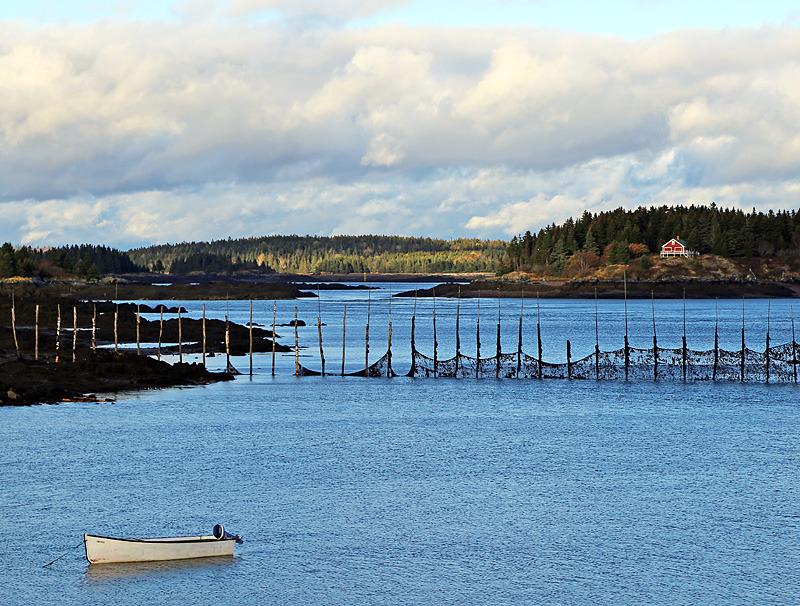 Deer Island Vista - New Brunswick Landscape