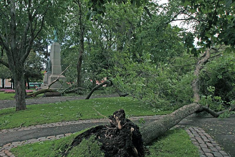 Post-Tropical Storm Arthur - 11 - Post-Tropical Storm Arthur