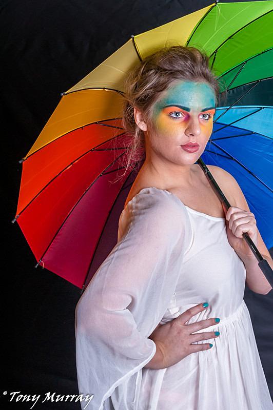 Under my umbrella - Portraits