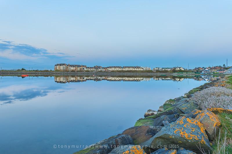 Malahide Estuary Reflections - Malahide