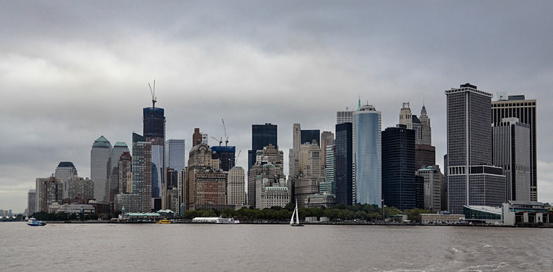 New York Skyline - LANDSCAPES (outside Ireland)