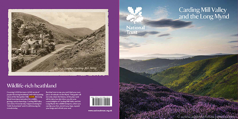 NT Guidebook Cover-1 - National Trust Long Mynd Guidebook