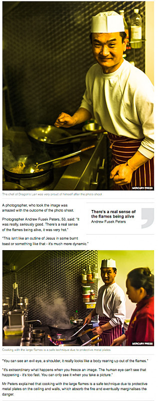 Portrait Shoot Daily Express 3 - Media & Awards