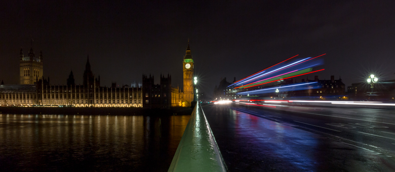 Big Ben by night - City