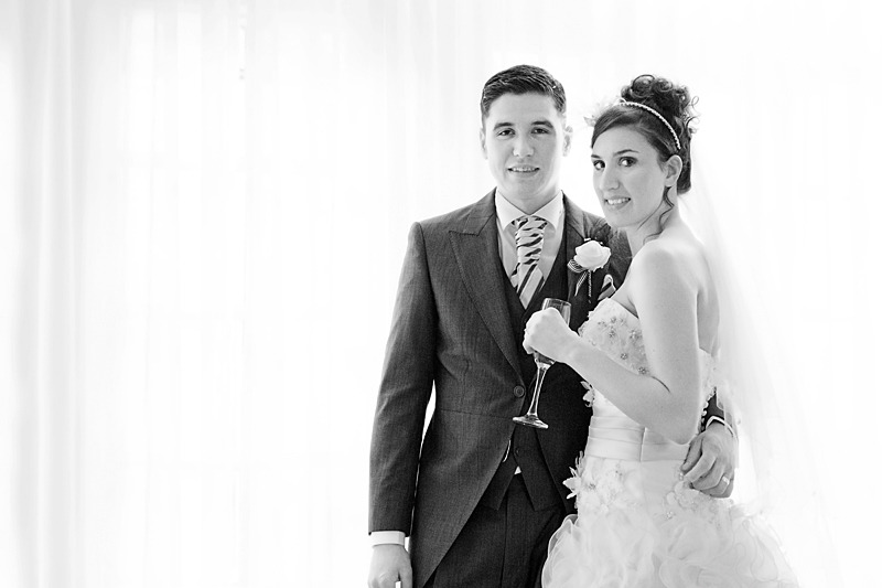Classic Bride & Groom Photography | Sussex | Rachael Edwards